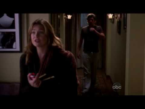 Grey's Anatomy - 5x09 - A Typical Morning At Meredith's House