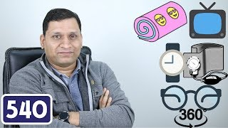 #540 CES2018, BP Watch, Rollable TV, Smartron tPhone P, Asus Flip 14, Xperia XA2, 3310 VoLTE