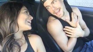 Bethany & Derek at DWTS - Part 2 - MOTOUGH