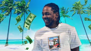 Kendrick Lamar videoklipp Money Trees (feat. Jay Rock)
