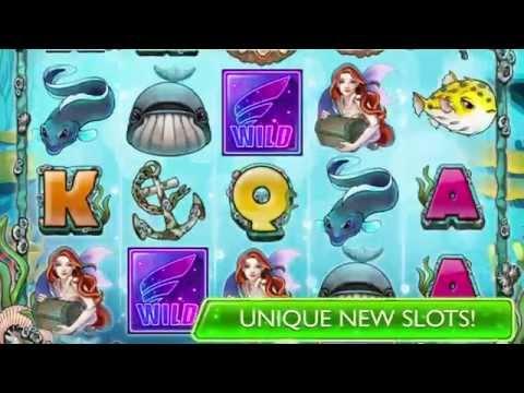 Casino Frenzy Mermaids Millions Slots Game