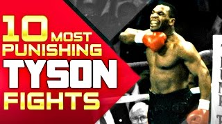 Video Top 10 Most PUNISHING Mike Tyson Fights MP3, 3GP, MP4, WEBM, AVI, FLV Mei 2019