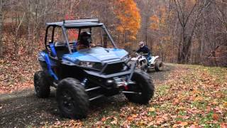 10. Polaris RZR XP 1000 Adventure