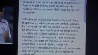 Sportistat Musliman - Hoxhë Bekir Halimi (Këndi)