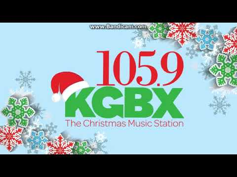 25 Days of Christmas Radio 2017: Day 15: 105.9 KGBX Station ID December 15, 2017 5:02pm