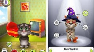My Talking Tom videosu