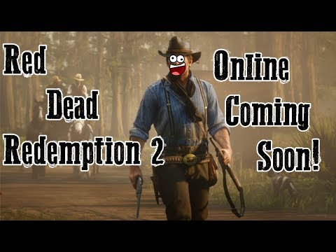 Red Dead Redemption 2 Online Beta Coming Soon!