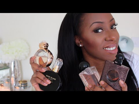 My Perfume Collection - YSL, Paco Rabanne, Zara & Sarah Jessica Parker | Style With Substance