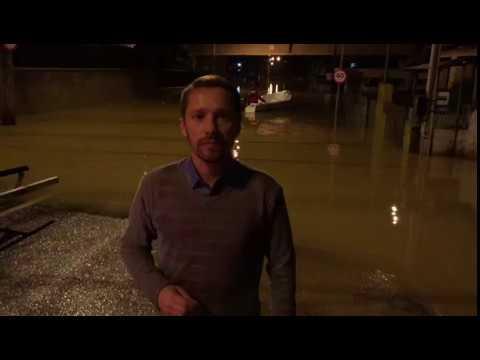 Mais de 18 mil pessoas atingidas em Rio do Sul por causa da chuva