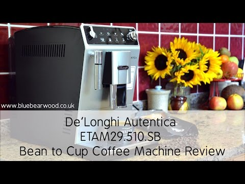 De'Longhi Coffee Machine ETAM29.510.SB (Review) - A Brilliant Coffee machine For The Home