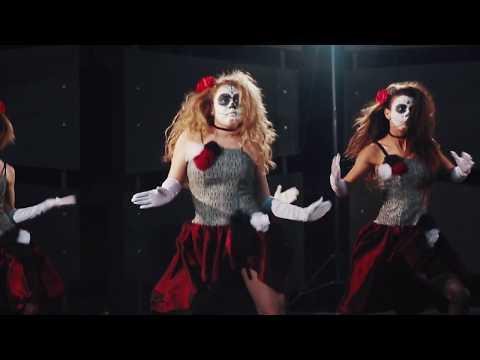 Divergents Dance Crew || Baila Como Yo Choreography (Dia De Los Muertos)