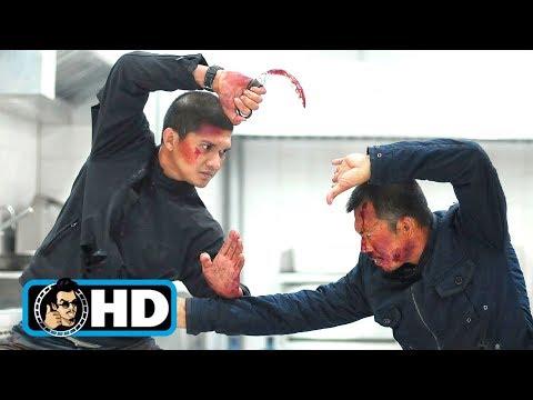 THE RAID 2 Movie Clip - Kitchen Fight Scene (2014)