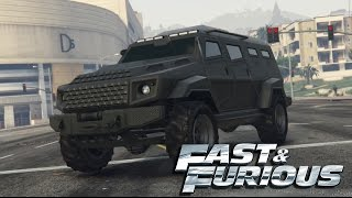 Nonton Fast and Furious 5 -  Gurkha LAPV (Insurgent) Car Build! Film Subtitle Indonesia Streaming Movie Download