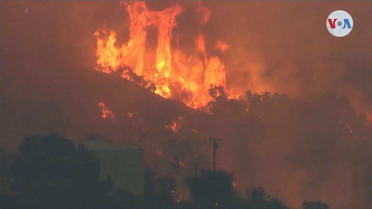 ΗΠΑ: Στους 27 οι νεκροί από τις φωτιές την τελευταία εβδομάδα