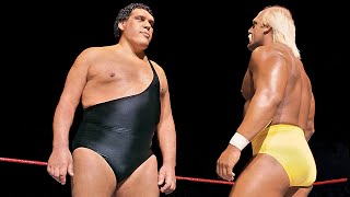 Hulk Hogan vs. Andre the Giant - WWE Championship Match: WrestleMania III