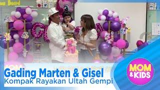 Video Gading Marten & Gisel Kompak Rayakan Ultah Gempi – MOM & KIDS EPS 119 ( 1/3 ) MP3, 3GP, MP4, WEBM, AVI, FLV April 2019