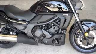 8. 2014 Honda CTX700ND DCT / ABS Walkaround Video & Startup at Honda of Chattanooga