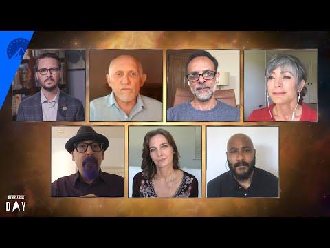 Star Trek Day 2020 | The Cast Of Star Trek: Deep Space Nine Honor Aron Eisenberg And René Auberjo…