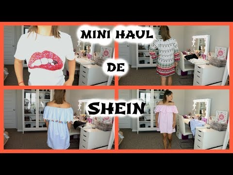 Videos de uñas - MINI HAUL DE SHEIN..  SUPER PARA EL VERANO...