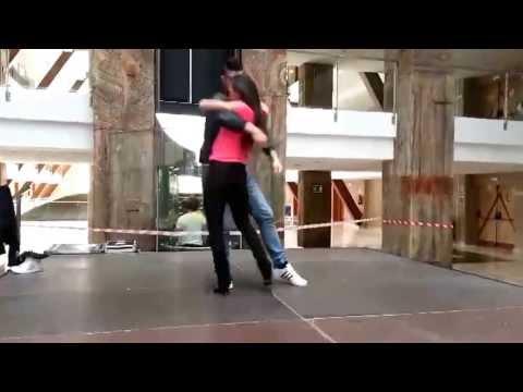 Kike y Fania taller Life malaga congress (видео)
