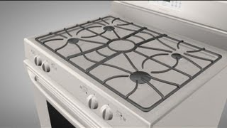 Oven won't turn on or not heating? Burners not working or sparking all the time? This video provides information on how a gas...