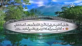 المصحف المرتل الحزب 51 للمقرئ محمد الطيب حمدان HD
