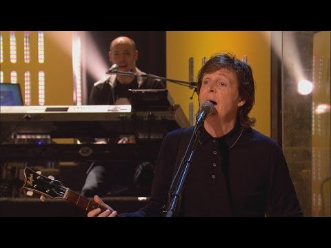 Paul McCartney - Get Back - Later... with Jools Holland - BBC Two HD