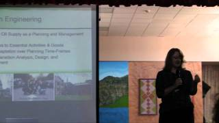 Susan Krumdieck: Sustainable Transport And Urban Design