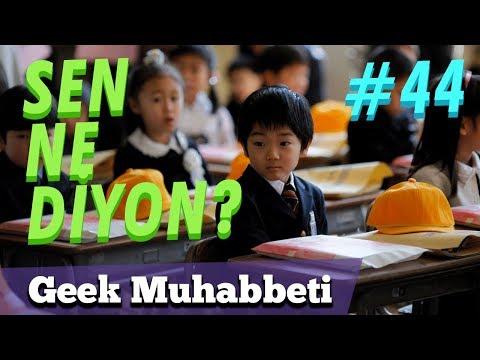Video YEMEK YERKEN İZLEMEYİN!!! // SEN NE DİYON #44 // Okulun İlk Günü download in MP3, 3GP, MP4, WEBM, AVI, FLV January 2017