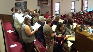 11/22/2018  Adult Choir