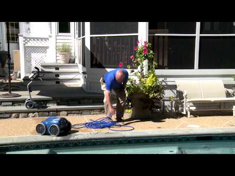 Robotic Pool Cleaner Troubleshooting Tips thumbnail