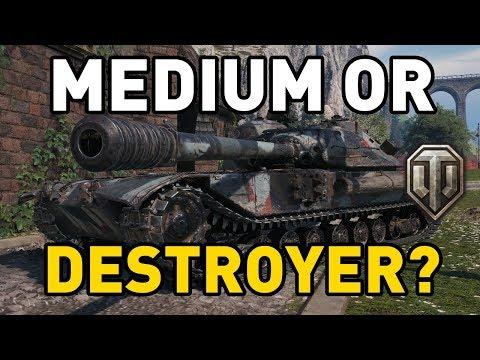 World of Tanks || Medium or Tank Destroyer?