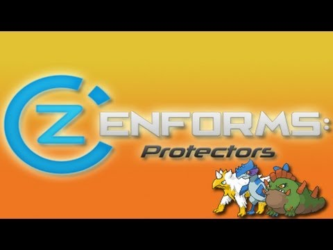 Zenforms: Protectors Developer Trailer