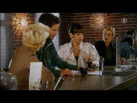 Miriam & Rebecca (Verbotene Liebe) - December 7 2010