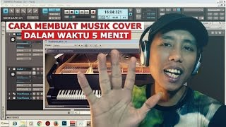 Video Cara Membuat Musik Cover Dalam Waktu 5 Menit MP3, 3GP, MP4, WEBM, AVI, FLV Oktober 2018