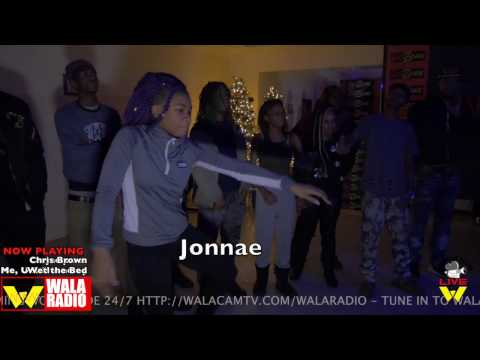 WALACAMTV.COM ITS ON (Taty vs Jonnae) !!! Hip Roll Battle @ DA WARZONE ON