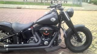 8. Harley Davidson 2013 Softail Slim Custom