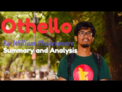 Othello Summary And Analysis || BD24 Online School