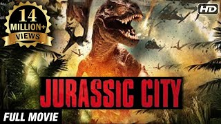 Jurassic City Hollywood Action Movie Dubbed In Hindi | Hollywood Action