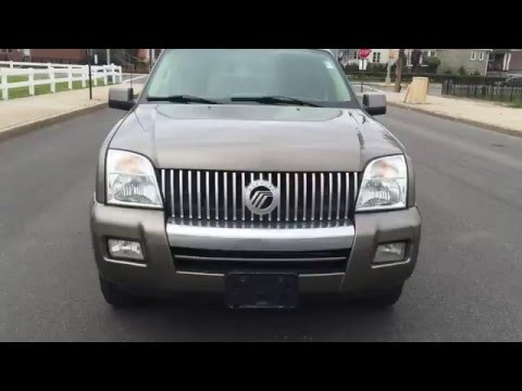 High Mileage 2006 Mercury Mountaineer aka Ford Explorer review, what to expect. (видео)