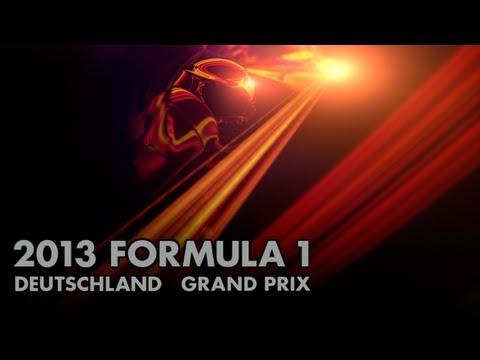 F1 2013: German Grand Prix Highlights