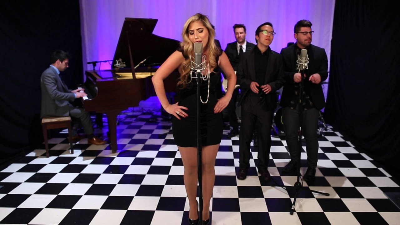 Grenade – Vintage '60s Style Bruno Mars Cover ft. Brielle