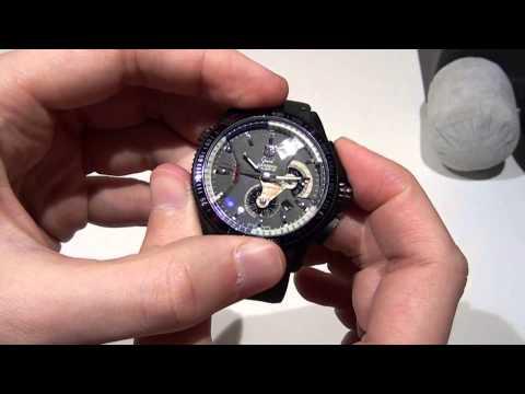 Видео обзор часов таг хауэр гранд каррера