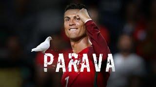 Cristiano Ronaldo•PARAVA•( malayalam)Theme song•skill•goals•dribblings•Malayalam song football viedo