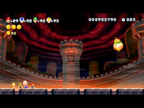 Mario - The anger is over... Or is it?