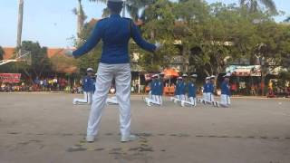 Download Lagu Variasi lomba paskib SMA Presiden Mp3