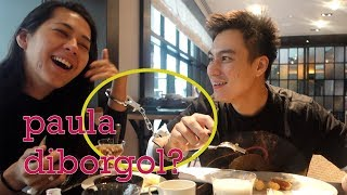 Video DIBORGOL 24 JAM DI JAPAN . PAULA SEWOT SAMA BAIM !! MP3, 3GP, MP4, WEBM, AVI, FLV Januari 2019