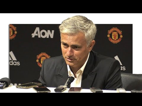 Manchester United 4-0 West Ham - Jose Mourinho Full Post Match Press Conference - Premier League (видео)