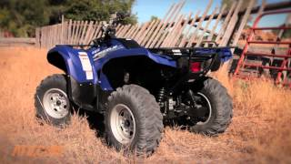 8. 2014 Yamaha Grizzly 700 Review