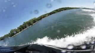10. 360 Video - Yamaha VX Cruiser HO - Leaf Lake, Minnesota